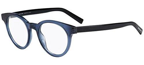 Dior Brillen BLACK TIE 218 BLUE BLACK Herrenbrillen