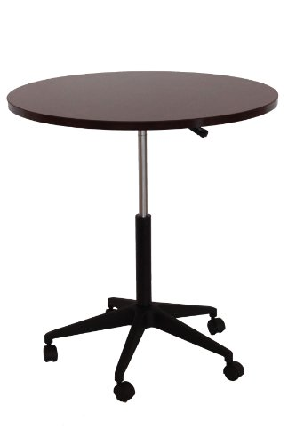 Baldessarini BOSS Mobile Tisch rund, 32, Mahagoni -