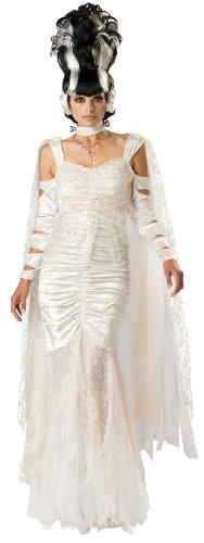 Kostüm Braut Für Erwachsene Frankensteins - Frankensteins Braut Kostüm dreiteilig