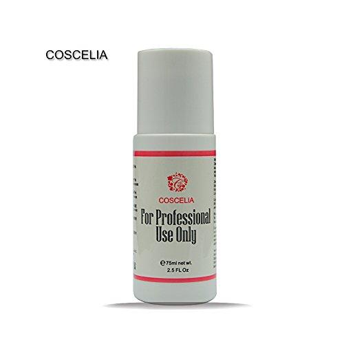 Coscelia 75ML Bouteilles Liquide Acrylique Professionnel Pour Nail Art Poudre Manucure