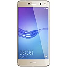 "Huawei Y6 2017 SIM doble 4G 2GB Oro - Smartphone (12,7 cm (5""), 2 GB, 13 MP, Android, 6, Oro)"