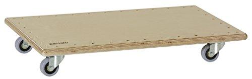 Preisvergleich Produktbild Pedalo® Rollbrett 60x35 I Holzrollbrett I Gleitrollbrett für Kinder und Erwachsene
