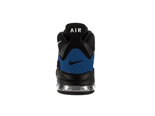 size 40 b8c83 76ea1 Nike Air Max Sensation, Chaussures de SportBasketball Homme, Taille  Multicolore Negro   Blanco   Azul Black   WhiteVarsity Royal