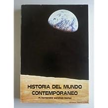HISTORIA DEL MUNDO CONTEMPORANEO