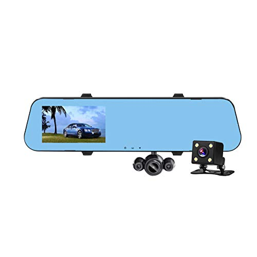 HD PRO Dash Cam GPS 2 Karat Super HD Erweiterte Fahrerassistenz Nachtsicht Armaturenbrett Kamera Ambarella A7LA50 Autosicherheit DVR