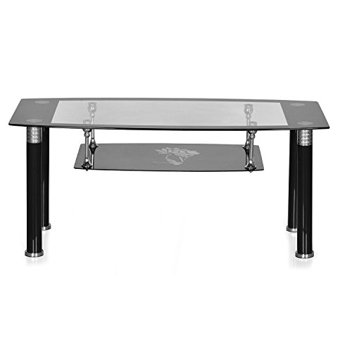 Nilkamal Cosmic Centre Table (Black)