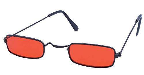 labreeze Erwachsene Dracula Vampir Shades Brille Halloween Neuheit Kostüm - Vampir Kostüm Sonnenbrille