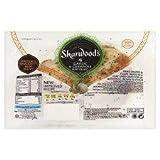 Sharwood's 4 x Garlic And Coriander Mini Naan Bread 235G