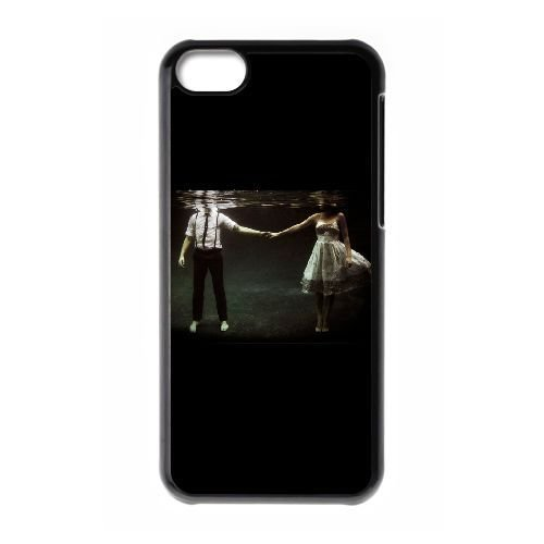 iphone 5c phone case Black abyss of the disheartened IX TTG7935486