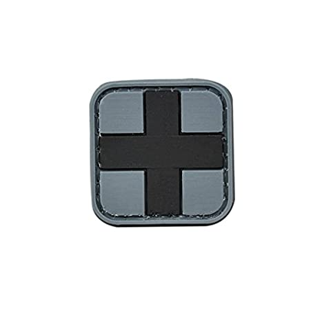 MEDIC - PVC Morale Patch, Velcro Morale Patch by NEO Tactical Gear (SWAT)