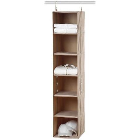 neatfreak 5612-ST closetMAX 6 Shelf Closet Organizer by (Neatfreak Organizer)