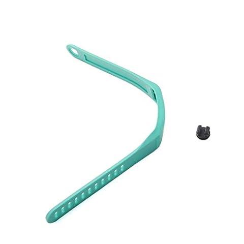 Garmin vivofit 2 Accessoire, Fulltime®Remplacement TPU Wristband Pour Garmin vivofit 2 Bracelet - Grand Taille (Menthe verte)