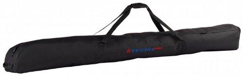 Tecnopro Classic Line Langlauf-skisack, schwarz, 200