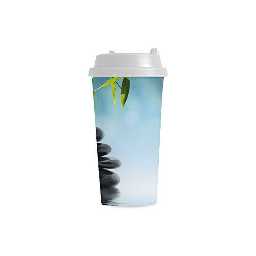 Foto Kaffeetassen Japan Japanisch Lila Orchidee Blume Bambus Und Zen 16 Unzen Doppelwandige Plastikbecher Pendler Reise Kaffeetassen Für Frauen Trinken Sport Wasser Personalisierte Kaffeetassen