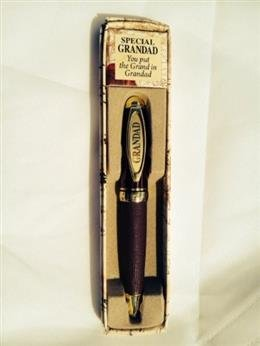 Special Grandad Pen in A Gift Box - 'You put the Grand in Grandad'