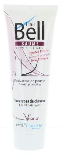 HairBell Conditioner - flowers'n'fruits (250ml) - Haarwachstumsbeschleuniger - Neue Formel + Neuer Duft