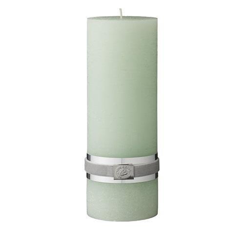 lene-bjerre-choy-green-candela-a-colonna-rustica-20-x-75-cm