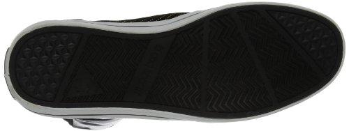 Le coq Sportif Voya Mid Plus 01041134.25Y, Sneaker donna Nero (Schwarz (Black))
