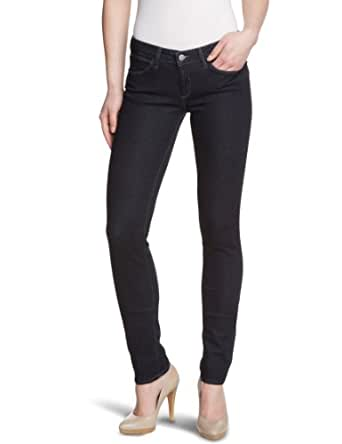 Wrangler - Jean - Coupe Droite - Femme - Brut (Smooth Legs) - FR : 31W/32L (Taille fabricant : 31/32)