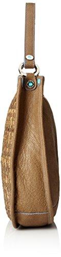 Gabs & Gabs Studio ROS, Sacs portés épaule Marron - Braun (ambra 1405)