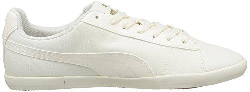 Puma Civilian, Baskets mode homme Ecru (Whisper White/White)
