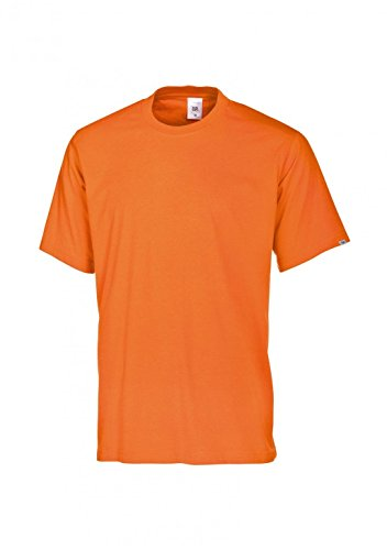 BP T-Shirt für Sie&Ihn 1621 171 85 -Gr:6XL,orange