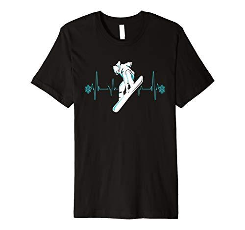 Snowboard T-Shirt - Snowboard Geschenk - Snowboarding