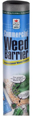 EASY GARDENER INC - Commercial Weed Block Landscape Fabric, 4 x 100-Ft.