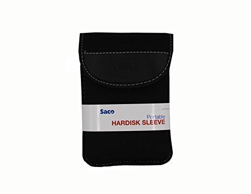 Saco Portable Hard Disk Sleeve