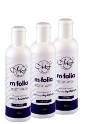 M-Folia Psoriasis Treatment Body Wash Multipack