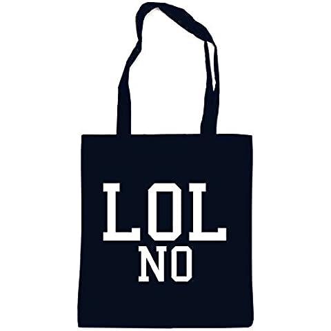 LOL No Bolsa Negro
