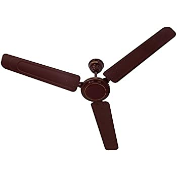 Buy usha spin 1200mm ceiling fan brown online at low prices in usha spin 1200mm ceiling fan brown aloadofball Images