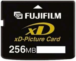 Fujifilm xD Picture Card Typ M 256MB