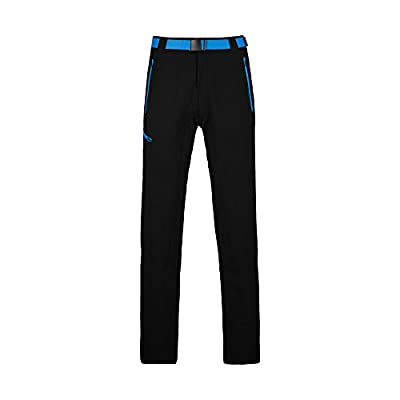 Ortovox Brenta Merino Shield Light Pants - black raven