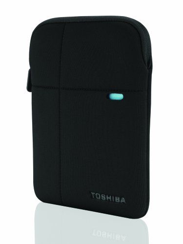 Toshiba PX1867E-1NCA - tablet cases (Sleeve, Black, Blue, Polyester, Encore, Scratch resistant, Shock resistant)