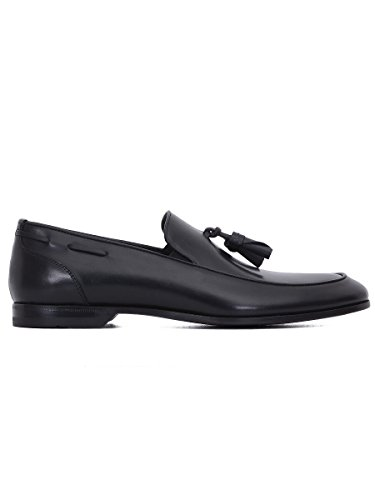sergio-rossi-mens-5799n-black-leather-loafers