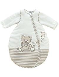 Jacky Mädchen und Jungen Schlafsack Ärmellos Sommer, 100% Baumwolle, verschiedene Funktionen und Designs