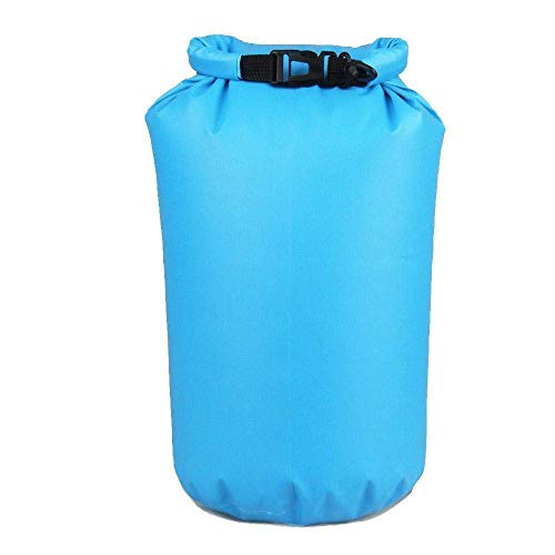 Supreme Mall (Label) Waterproof Fabric PVC 10 Litter Dry Bag for Out of doors, Sports activities, Swimming and Camping (Multi) Image 2
