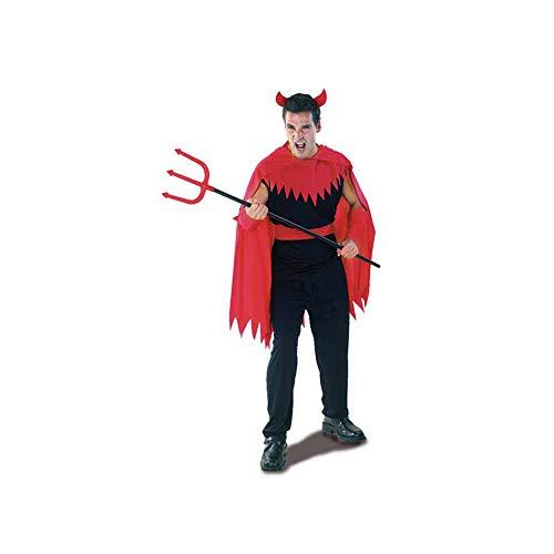 Macedonia Costume Diavolo Uomo Vestito Abito (XL)