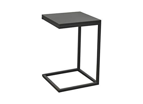 Proloisirs Table Basse en Acier Violette 35 cm