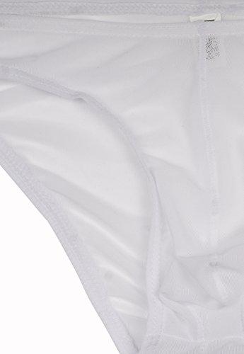 UzHot Sexy Slip Uomo UzH1-3020 Bianco