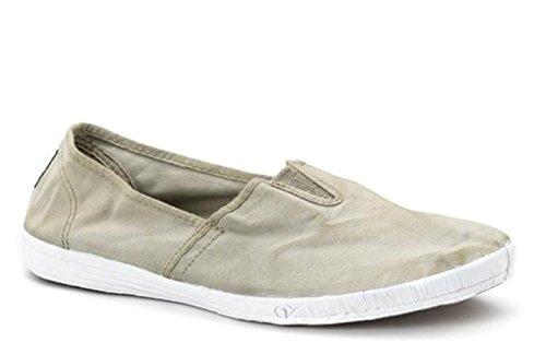 Natural World Eco Chaussures Espadrilles Vegan Tennis Mode Tendance en Tissu Pour Hommes Coloris Variés – Bio – Classiques - Camping TINTADO 534