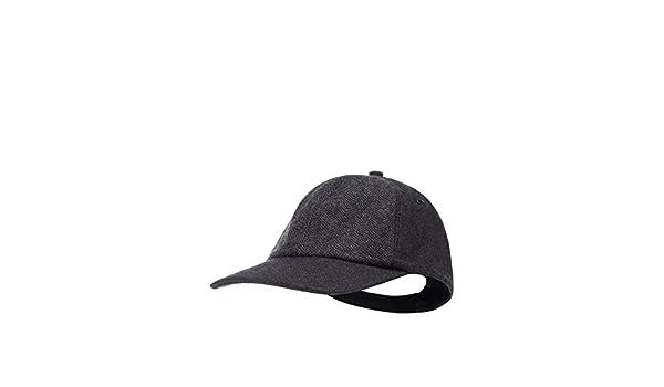 38bd9daaa8e J by Jasper Conran Men Grey Wool Blend Baseball Hat One Size  J by Jasper  Conran  Amazon.co.uk  Clothing