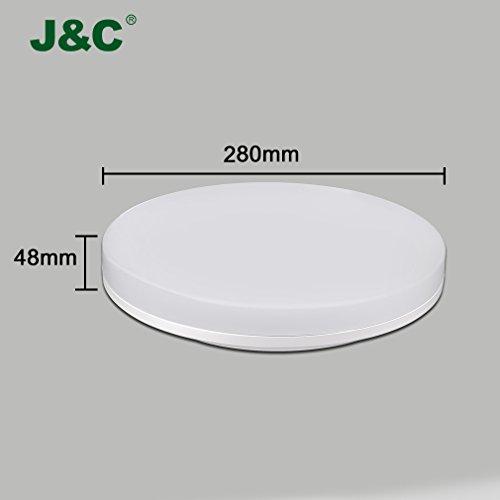AETHLUX-IP44-luci-LED-da-soffitto-soggiorno-Lampada-da-soffitto-per-bagno-illuminazione-a-risparmio-energetico-Lampada-da-parete