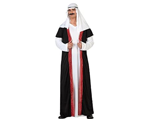 Atosa - 22799 - Costume - Déguisement Arabe - Adulte - Taille 2