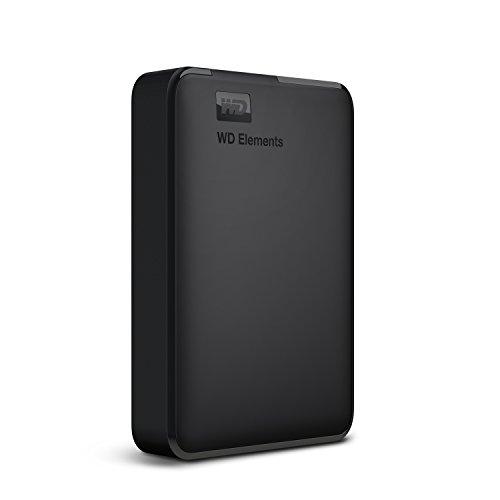 Western Digital Elements Portable Hard Disk Esterno da 2 TB, USB 3.0