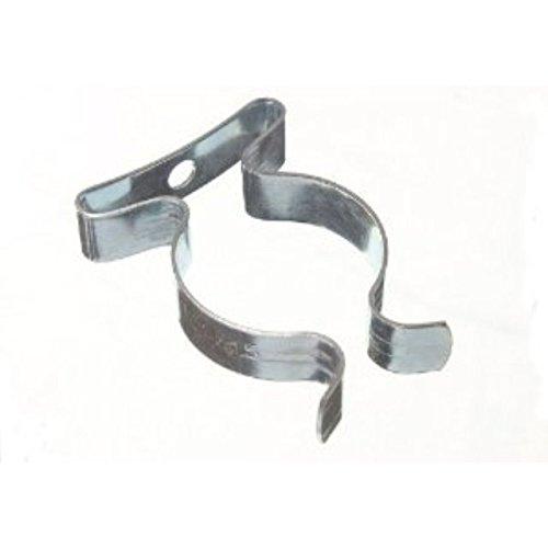 Qté 10 Outil Terry Stockage Pince à ressort 32 mm 1 1//4 in Heavy Duty Acier Zinc Plaqué