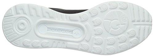adidas Damen Zx Flux Adv Smooth Laufschuhe Schwarz (Core Black/Copper Met./Core White)