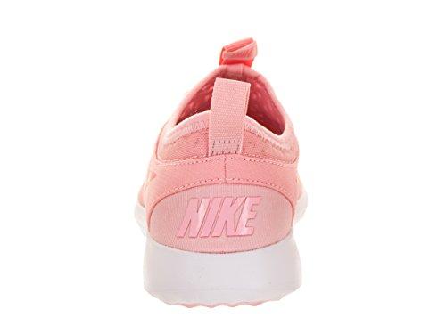 Nike Wmns Juvenate, Sneakers Basses Femme Rose (Sheen/brt Melon/sheen/white)