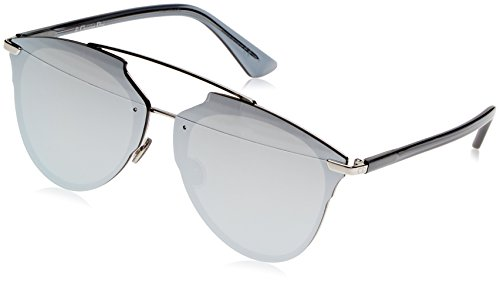 Dior Damen DIORREFLECTEDP RL S60 Sonnenbrille, Grau (Pallad Grey/Silver Marl), 63